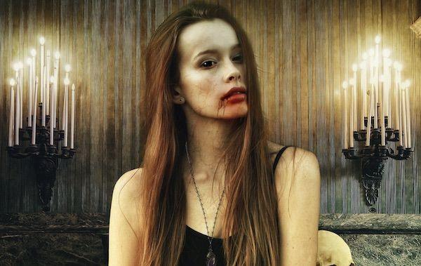 Sexy Vampir